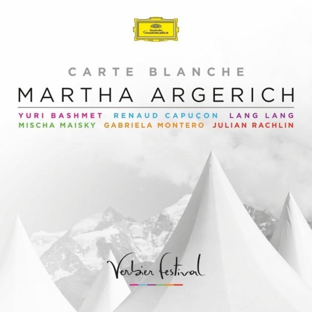 Carte Blanche Martha Argerich