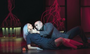 Irina Lungu (Marguerite), Michael Fabiano (Le docteur Faust)