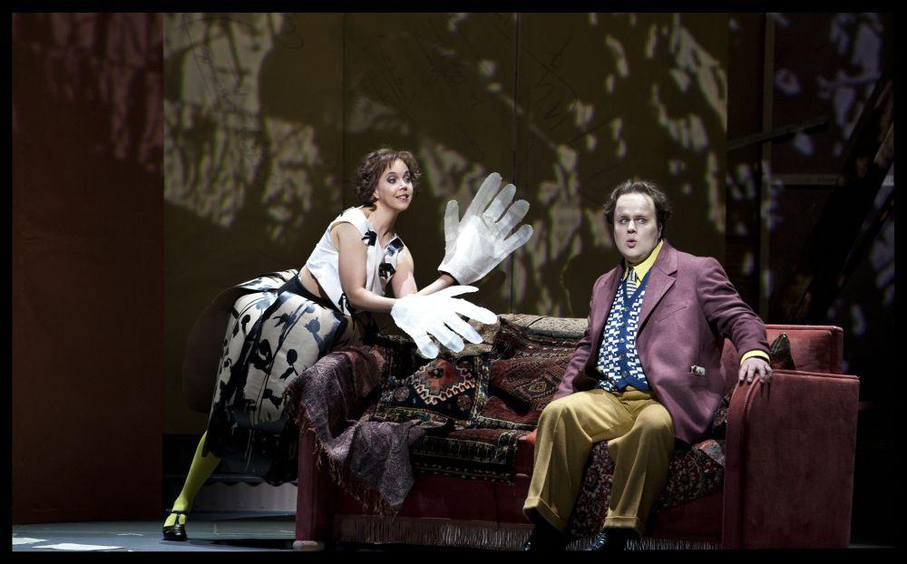 Mojca Erdmann (Lulu),  Daniel Brenna (Alwa)