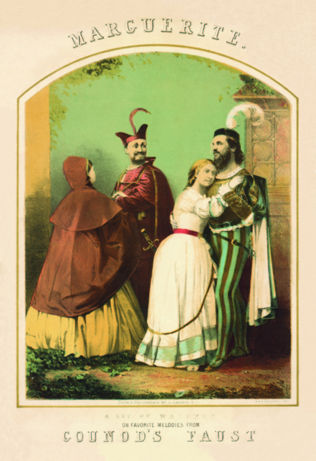 Marguerite: A Favorite Melody from Counod's Faust