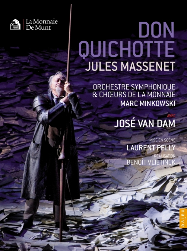 quichotte-dvd