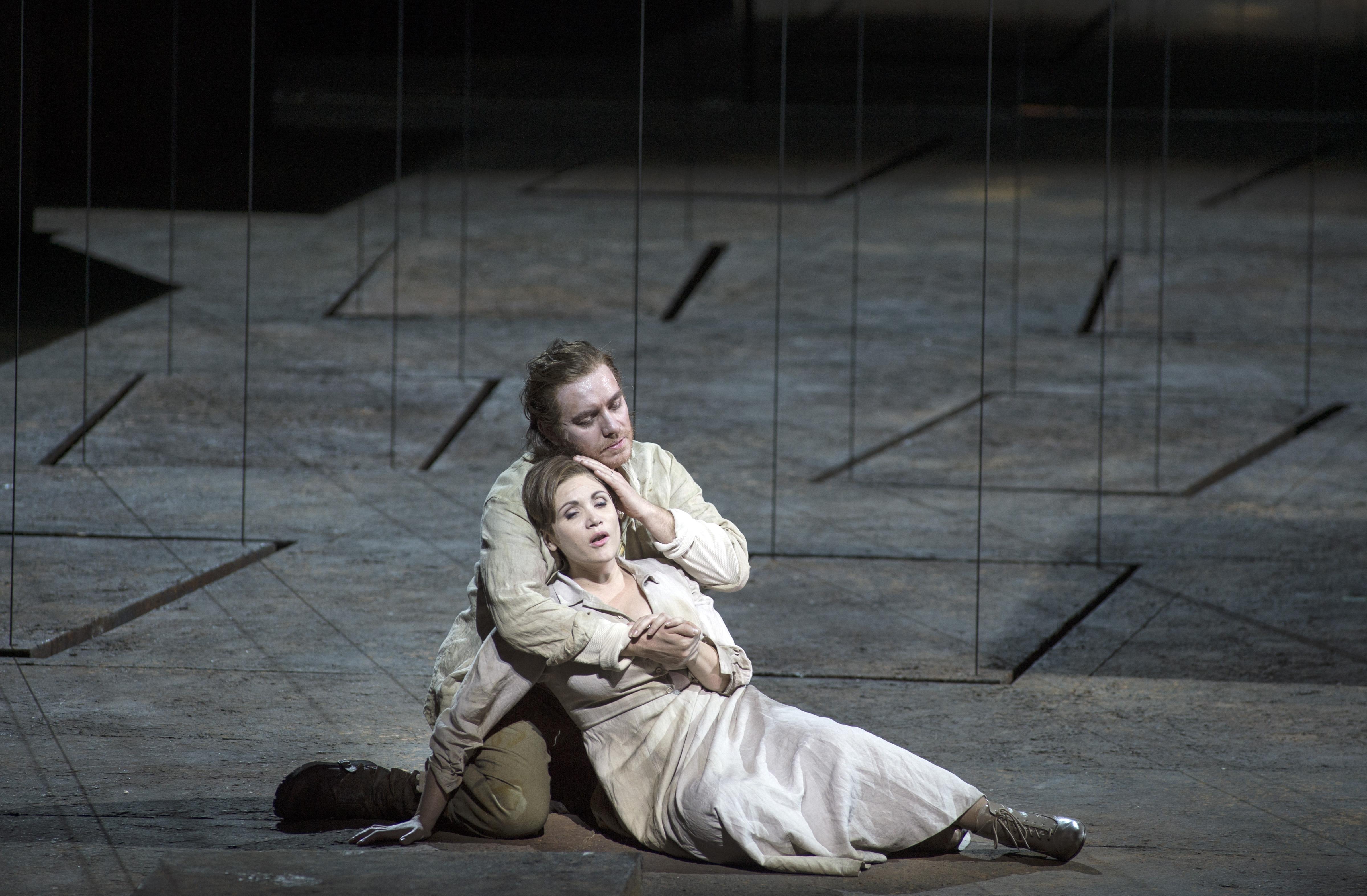 Francesco Meli (Manrico), Carmen Giannattasio (Leonora)
