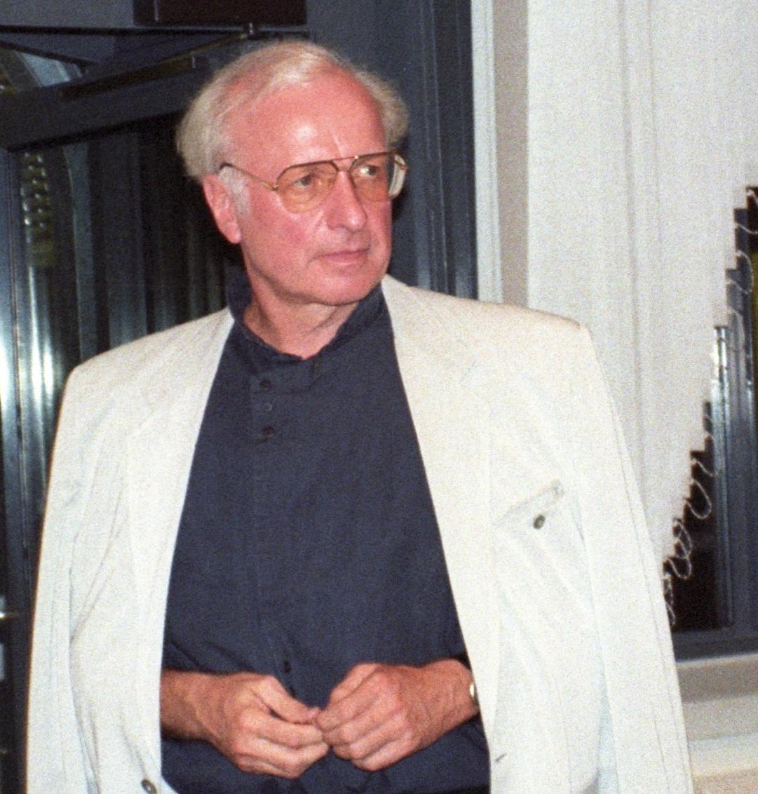 Dirigent Gerd Albrecht
