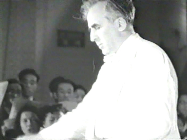 Gurlitt Wozzeck 1951 Tokyo (scene uit een film)