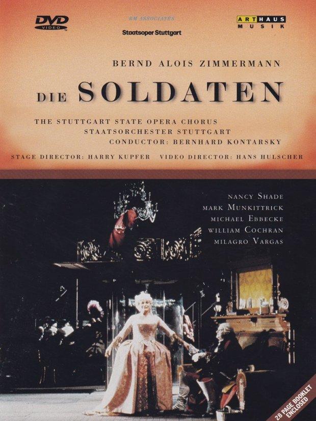 Soldaten dvd