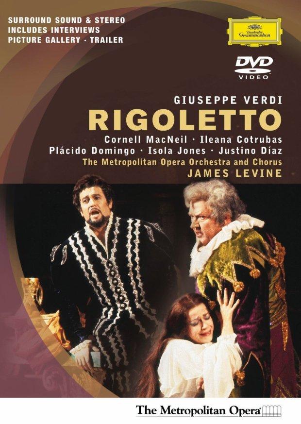 Rigoletto Dmingo dvd