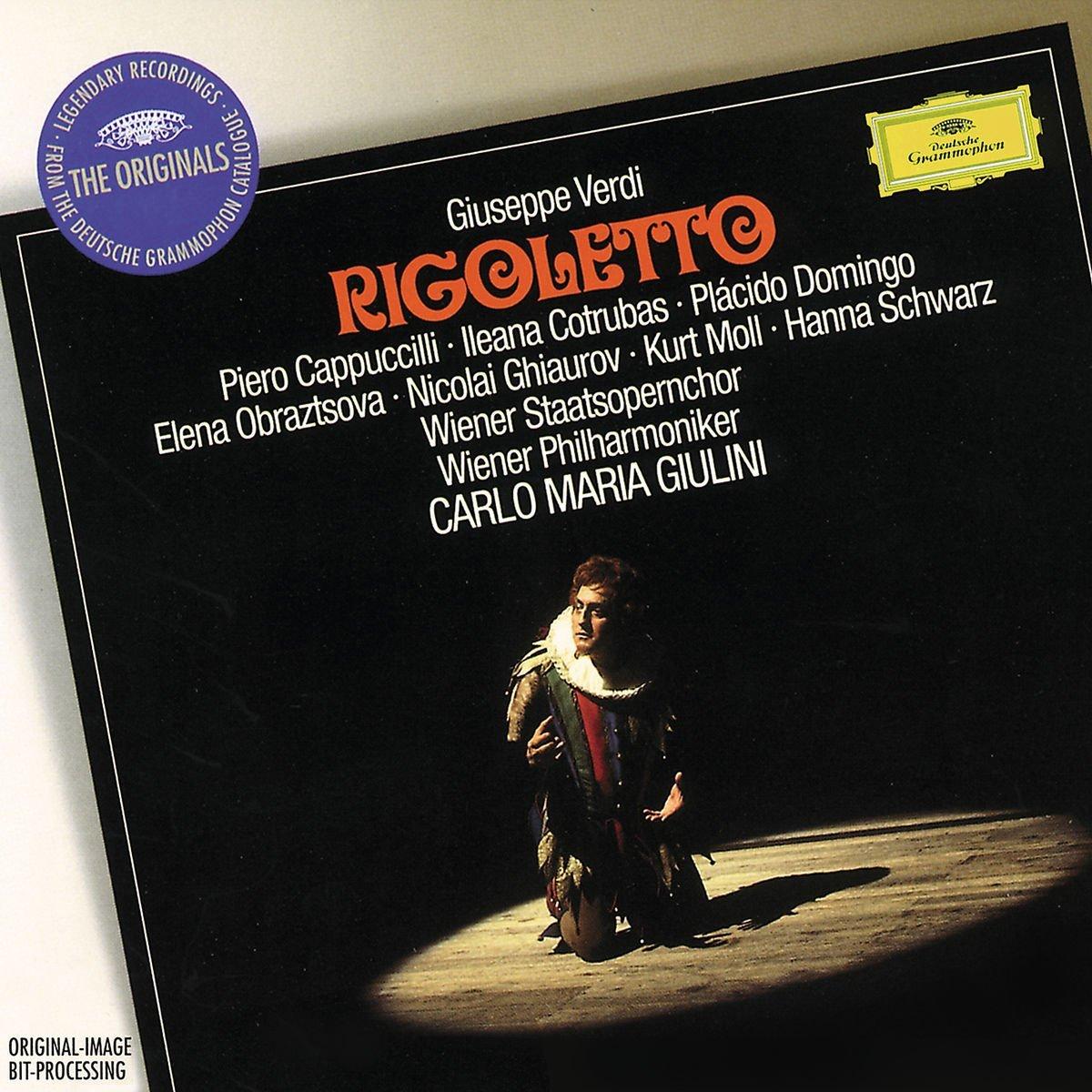 Rigoletto Giulini