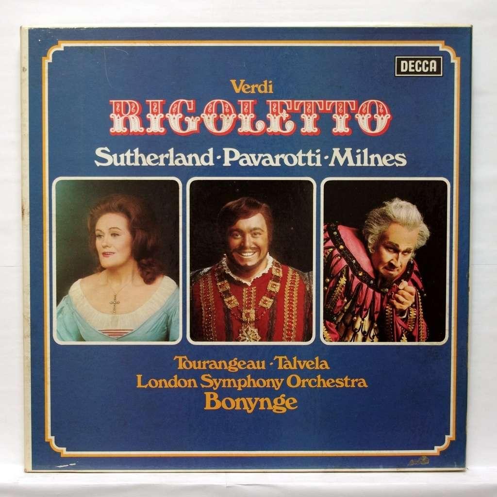 Rigoletto Pavarotti