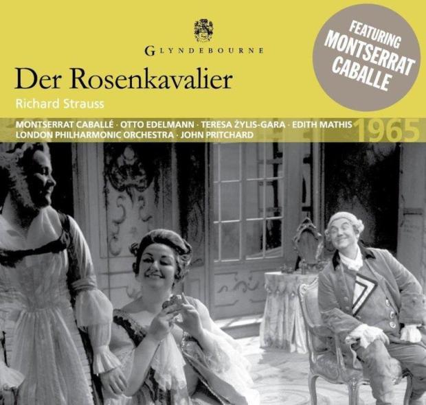 Rosenkavalier Caballe
