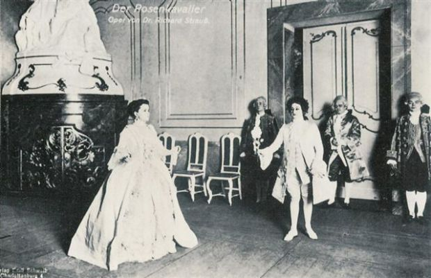 Rosenkavalier premiere