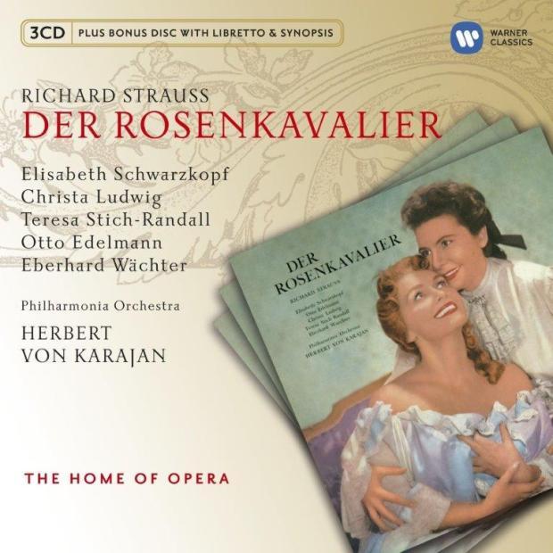 Rosenkavalier Schwarzkopf