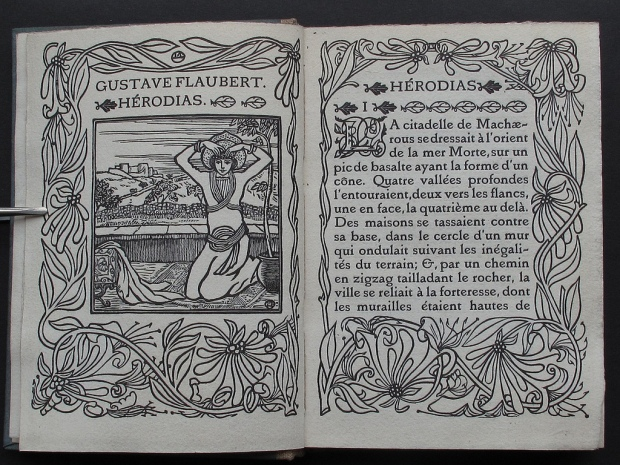 Herodiade Flaubert