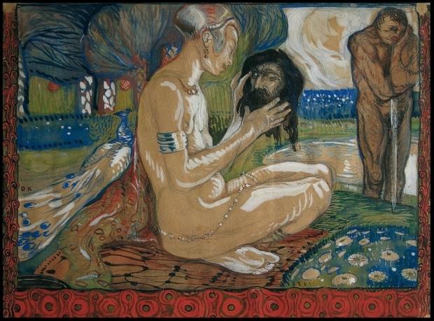 Salome Oskar Kokoschka - Tutt'Art@ 1