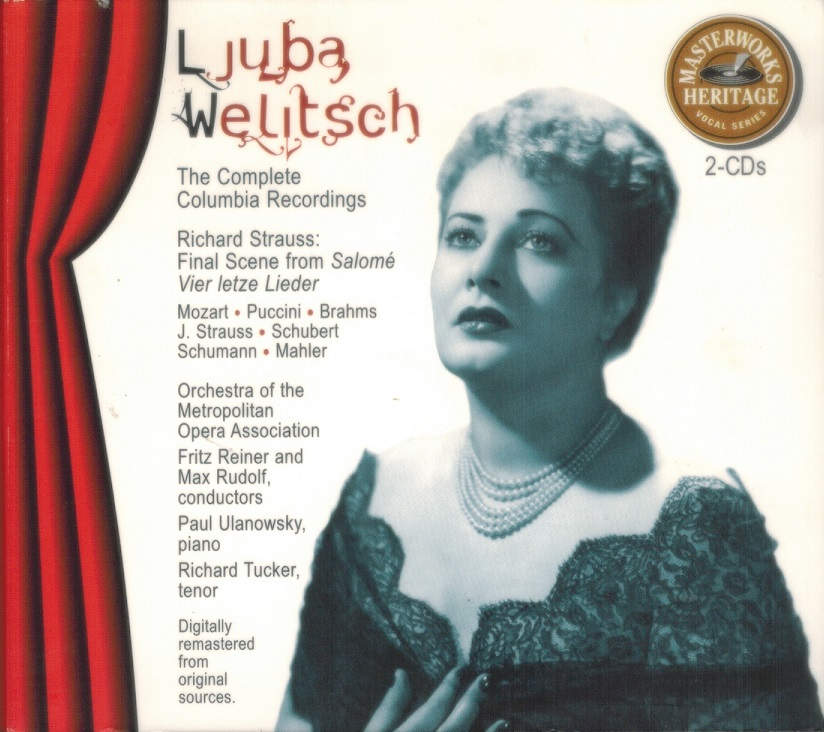 Salome Welitsch sony