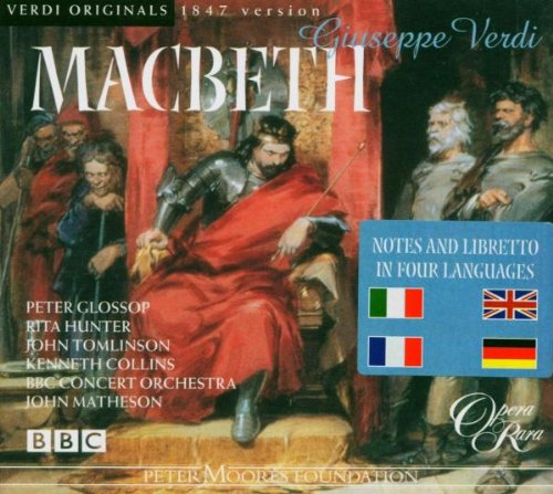Macbeth Oera Rara
