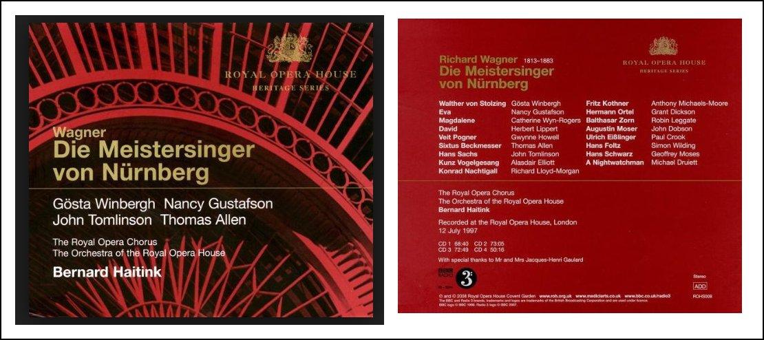 Meistersinger Haitink