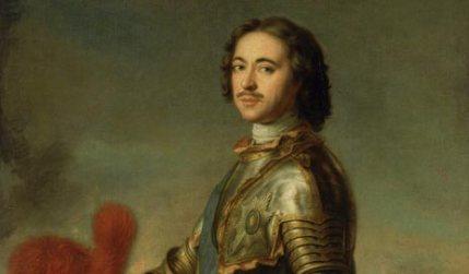 Tsar peter_de_grote