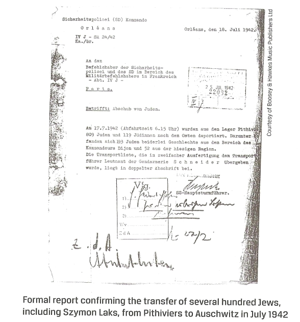 Laks document