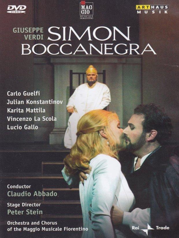 Simon Mattila Abbado