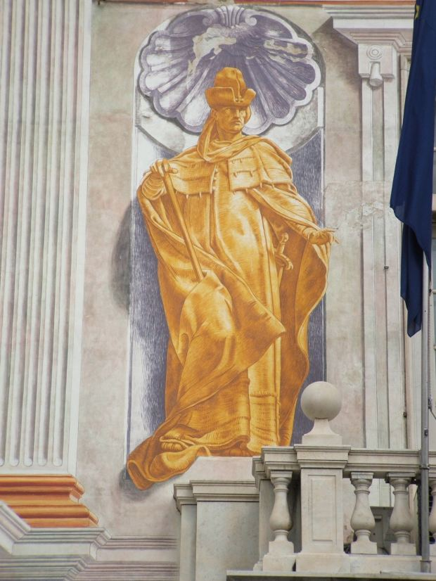 Simon standbeeld