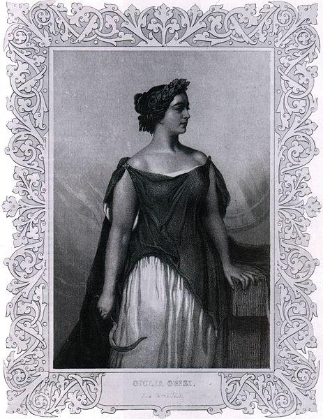 Norma Giulia Grisi