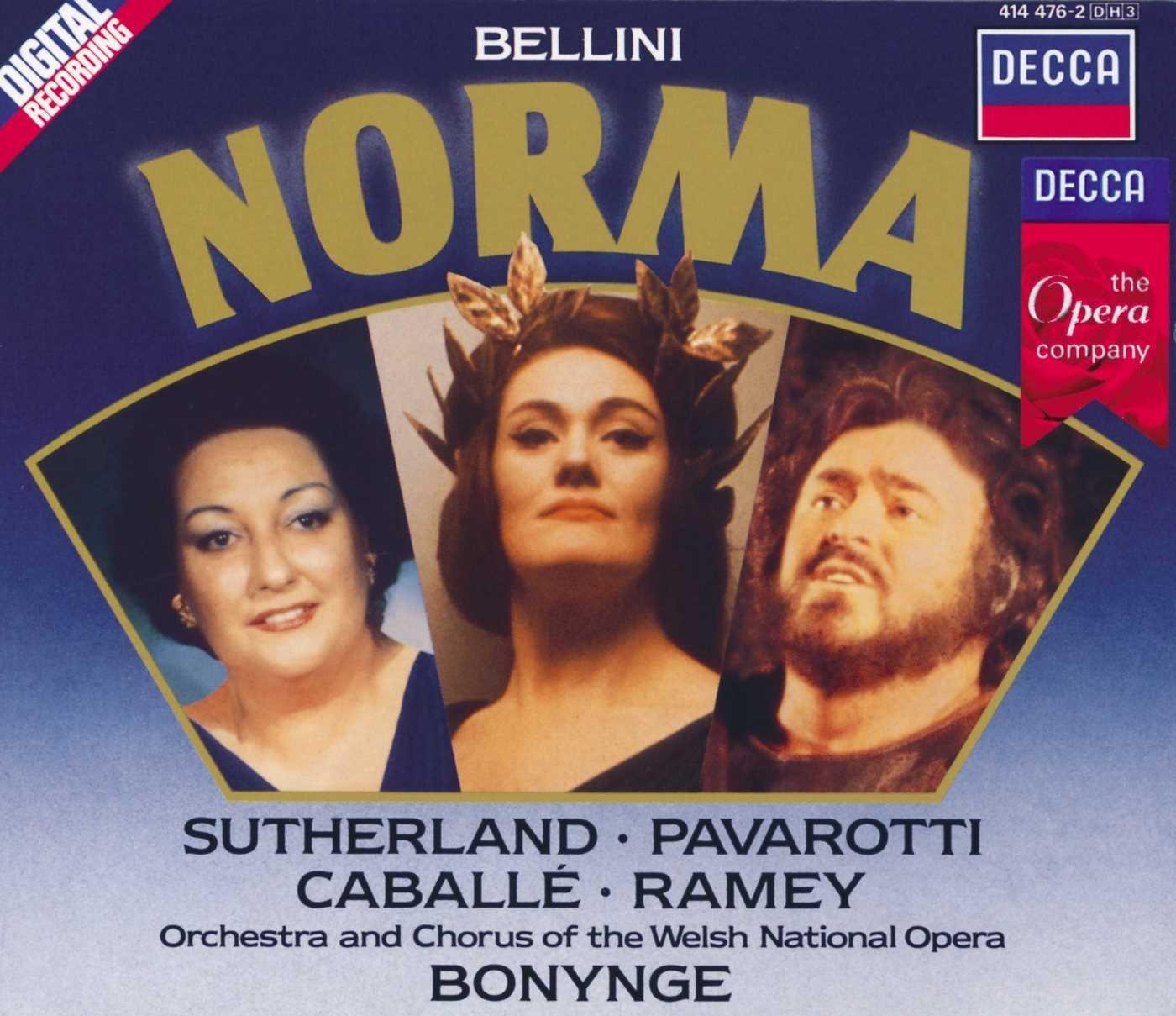 Norma Sutherland Pavarotti