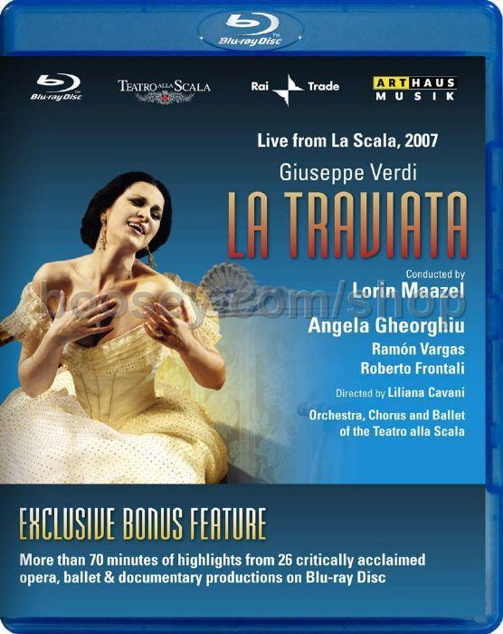 Traviata Gheorghiu