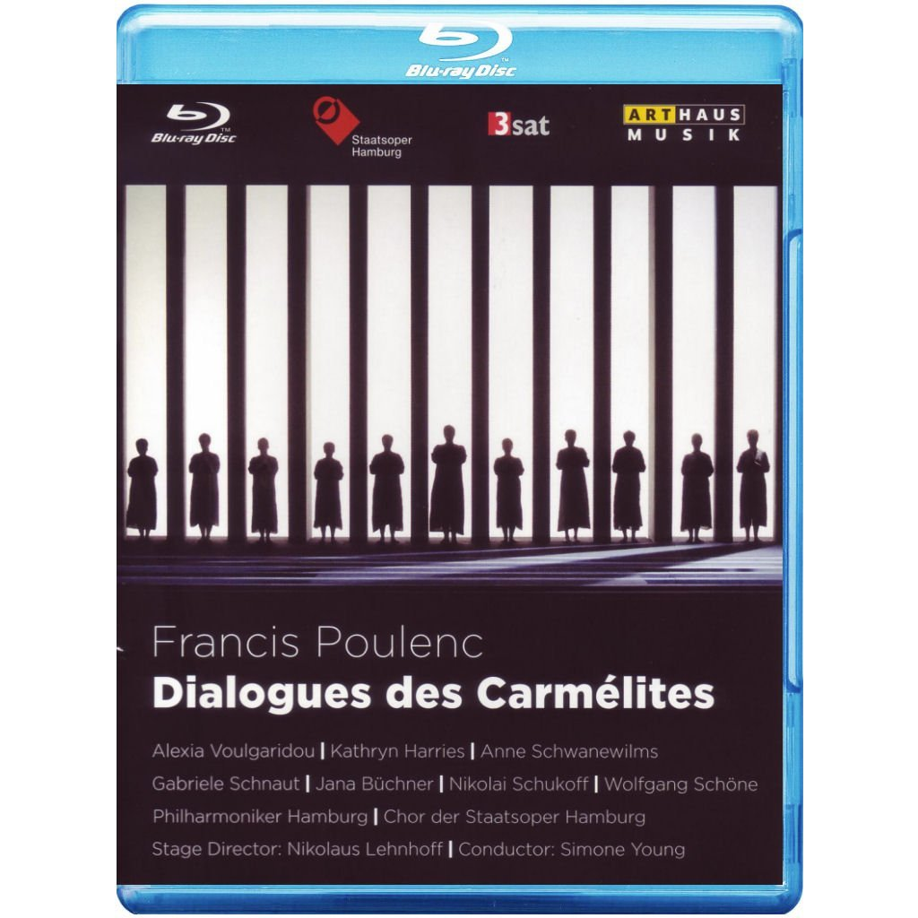 Carmelites Lehnhoff dvd