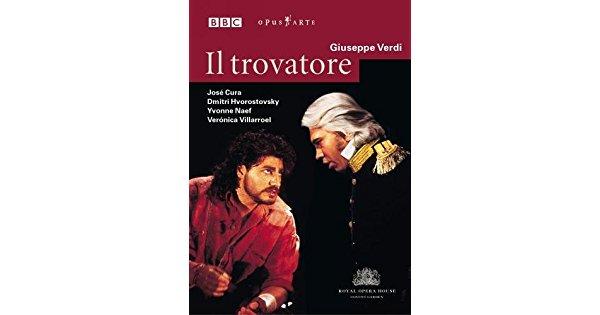 Hvorostovski Trovatore plus