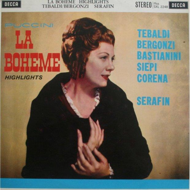 La Boheme Tebaldi