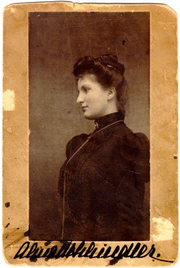 Zemlinsky Alma Mahler