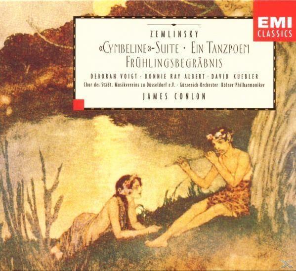 Zemlinsky cantate fruhling