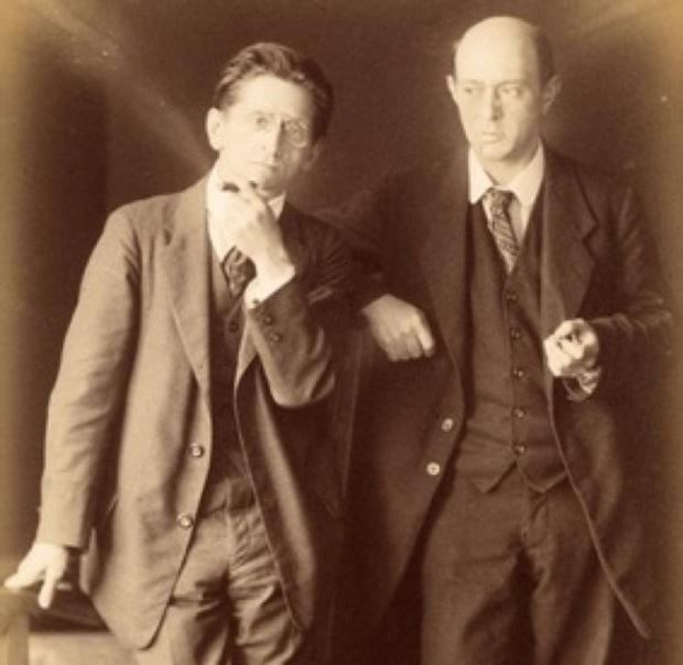 Zemlinsky en Schönberg