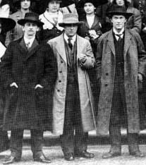 Zemlinsky-Schoenberg-Schreker 1912 -
