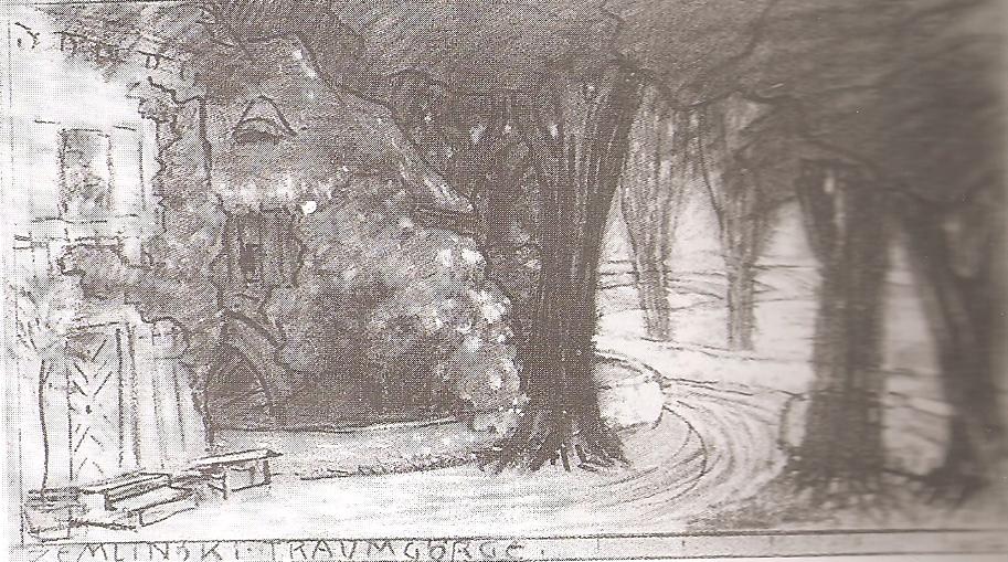 Zemlinsky Traumgorge decor