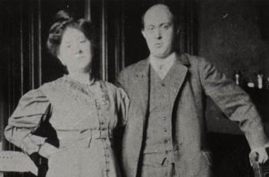 Zemlinsky zus Mathilde met Schoenberg