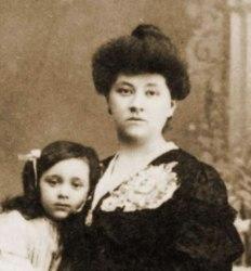 Zemlinsky zus met kind