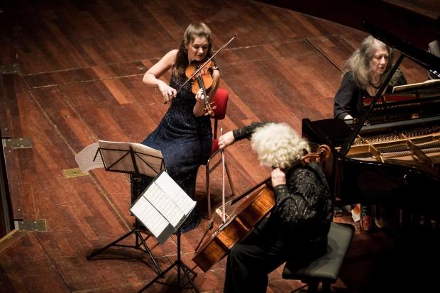 Argerich trio