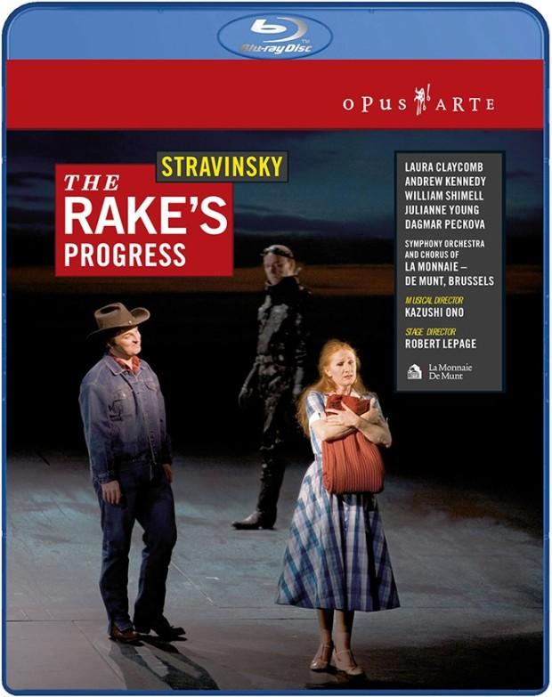 Stravinsky de Munt