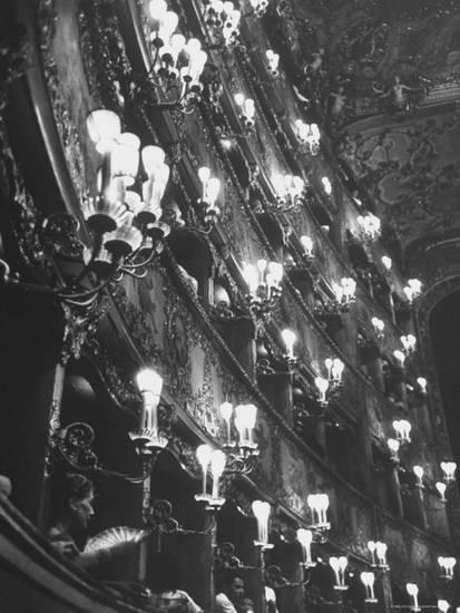 Stravinsky premiere