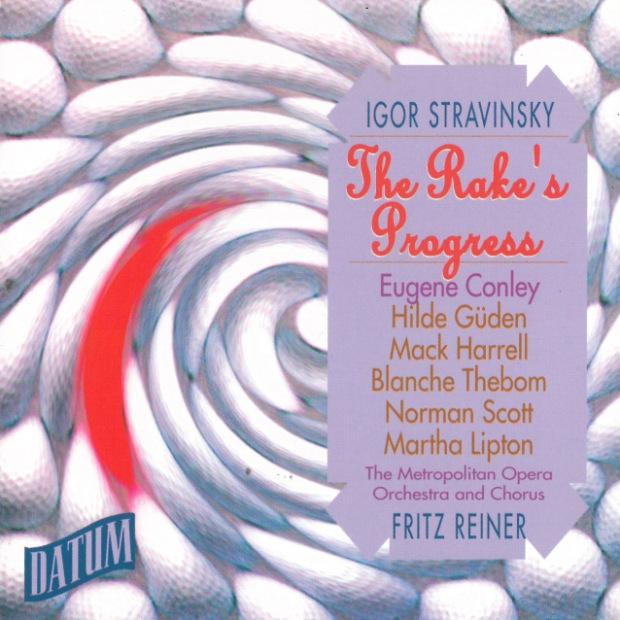 Stravinsky Reiner