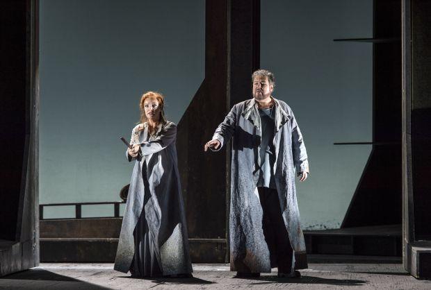 Stephen Gould (Tristan), Ricarda Merbeth (Isolde)