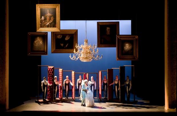 "2011-2012 Opera Comique""LA MUETTE DE PORTICI"" de D-F-E Auber dir mus: Patrick Davin mes: Emma Dante"