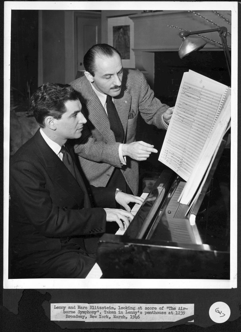 Bernstein en Blitstein