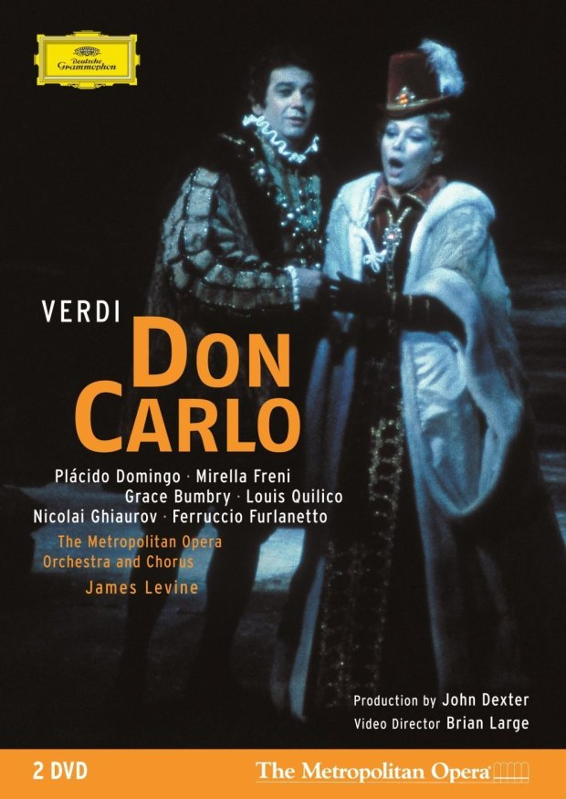 Carlo Domingo Freni dvd