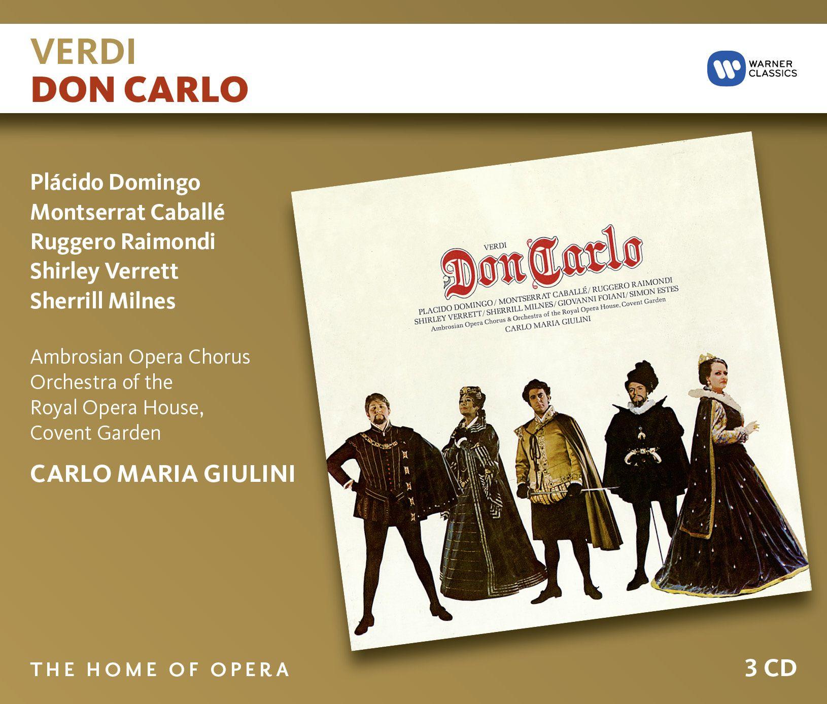 Carlo Giulini cd