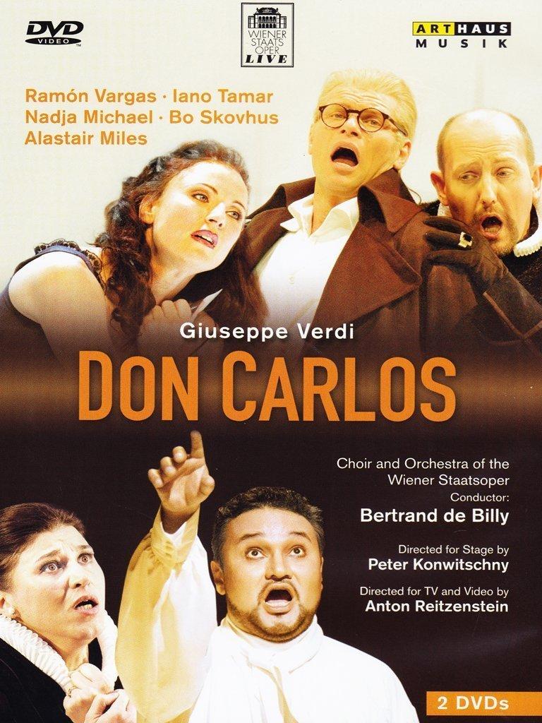 Carlos Frnas dvd KOnwitschny