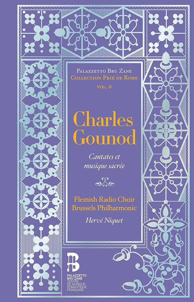 Gounod Cantates et music sacree