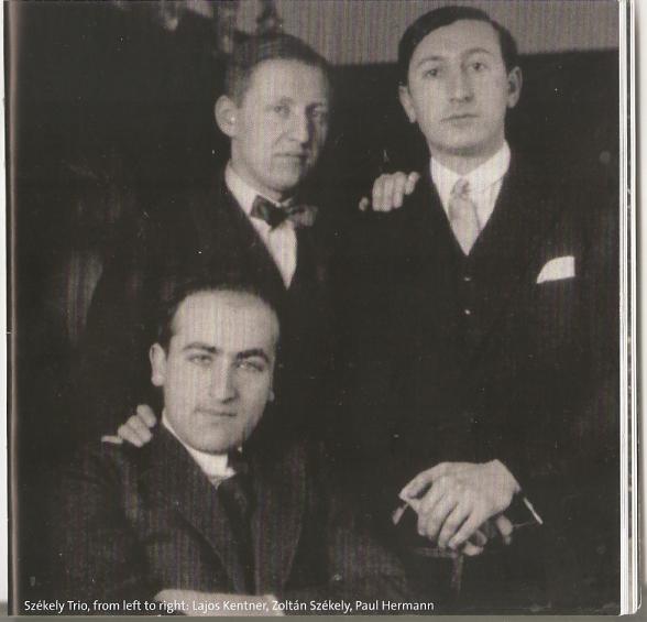 Hermann Szekely Trio
