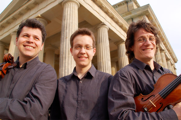 Hermann Thibaud trio